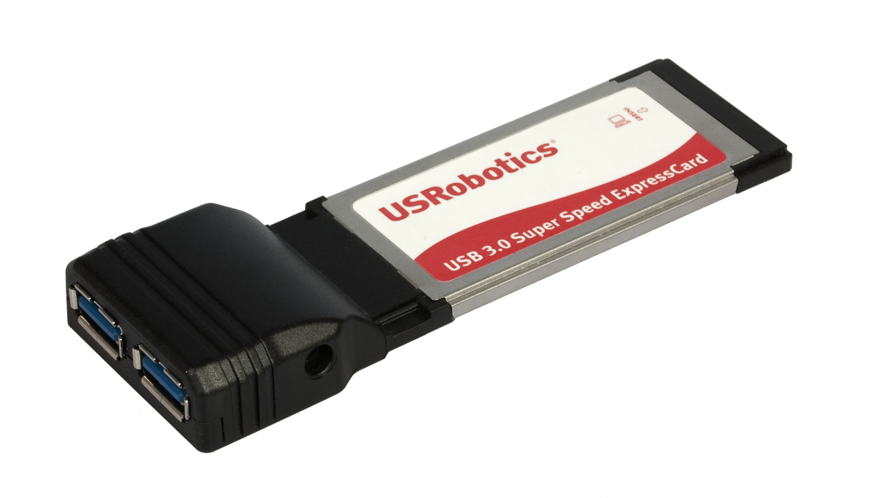 USB 3.0 2 Port ExpressCard Adapter