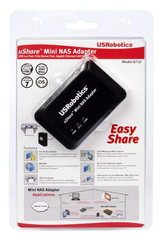 USR :: Network Attached Storage